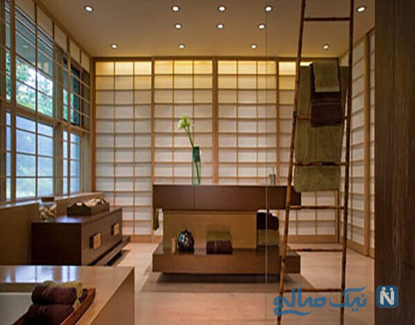 طراحی داخلی به سبک ژاپنی