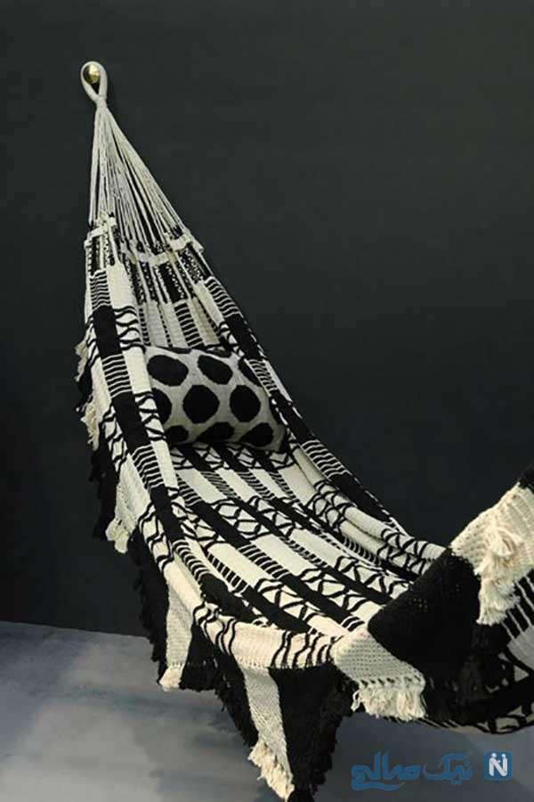 جاجیم های سیاه و سفید