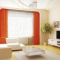 زیباترین چیدمان برای نشیمن های مربع آپارتمان های کوچک + تصاویر