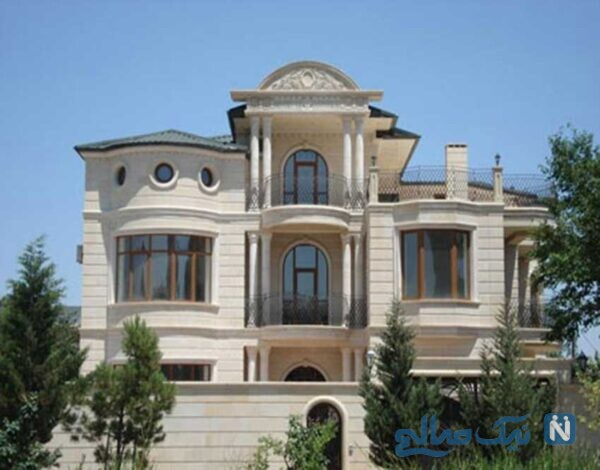 زیباترین طراحی خارجی خانه