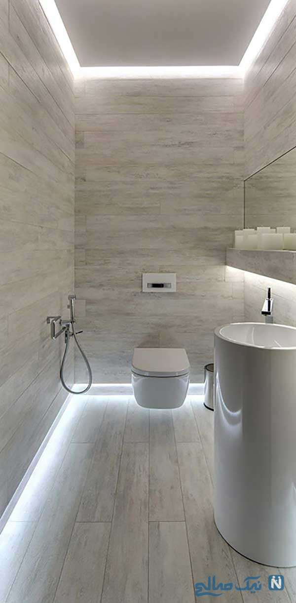 حمام ها و سرویس های بهداشتی