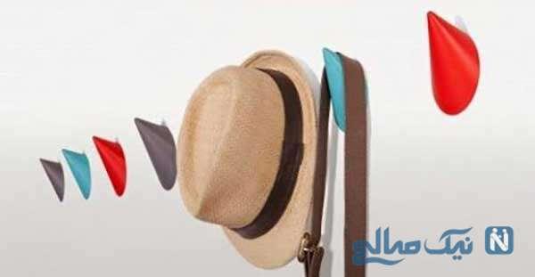مدل چوب لباسی های خلاقانه