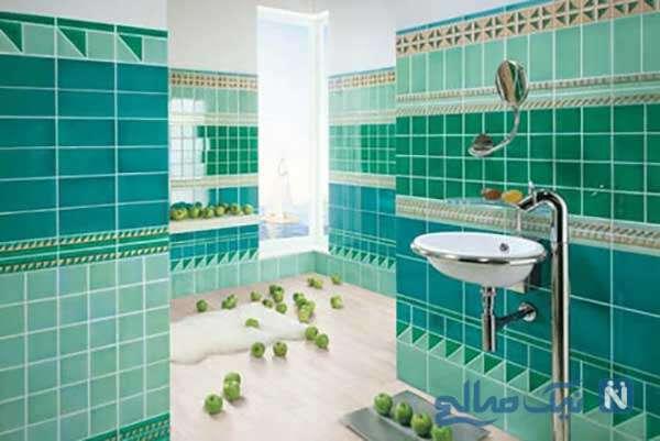 ایده طراحی داخلی برای حمام