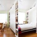 یک آپارتمان نقلی بی نظیر، تنها با ۴ نکته ساده + تصاویر