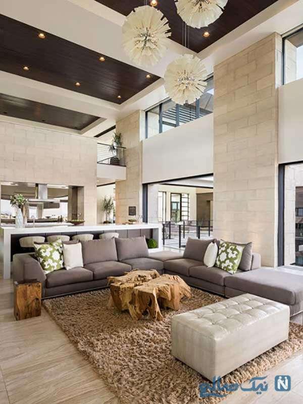 طراحی خانه های مدرن