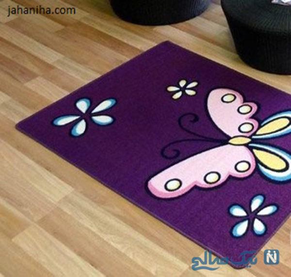 مدل فرش اتاق کودک