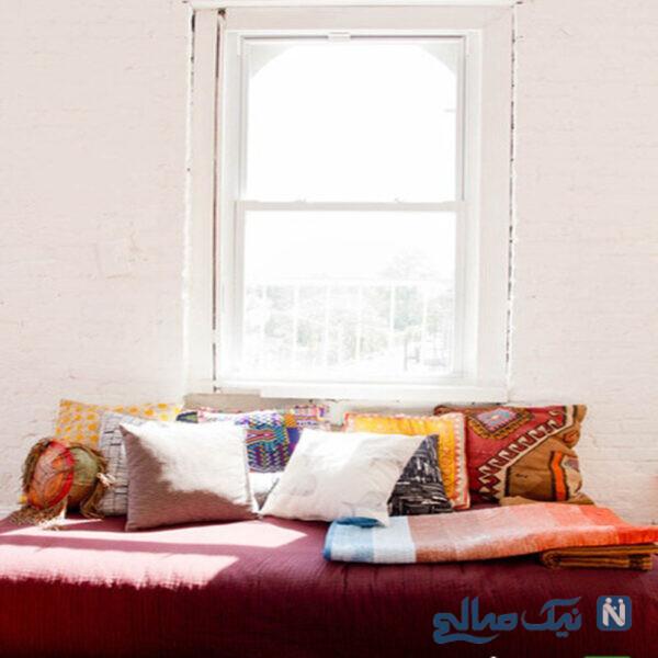 تخت های سنتی در دکوراسیون منزل مدرن