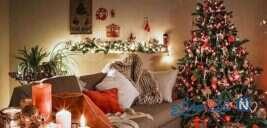 دکوراسیون های خیلی زیبای کریسمس