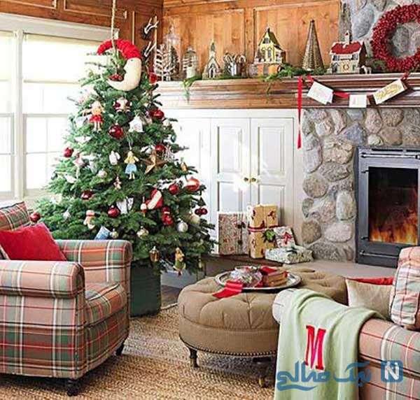 دکوراسیون و کریسمس