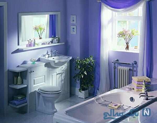 حمام و دستشویی رویایی