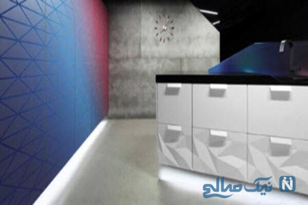 مدل کابینت آشپزخانه شیک با طراحی های جدید و زیبا
