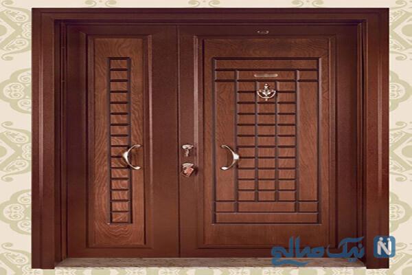 مدل درب های ضد سرقت