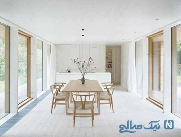طراحی داخلی اتاق ناهار خوری
