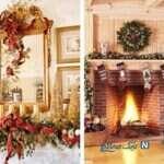 کریسمسی متفاوت را تجربه کنید با چیدمانی متفاوت