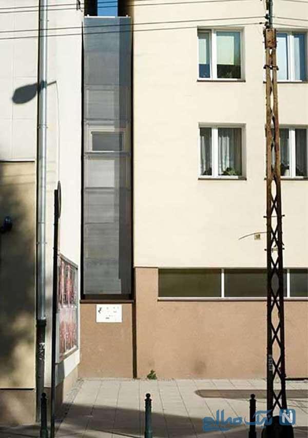 دکوراسیون خانه های عجیب