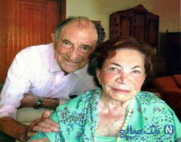 عکس اشرف پهلوی و همسرش قبل از مرگ