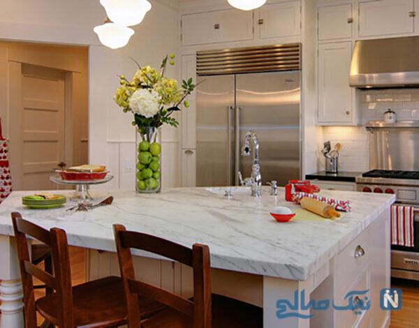 گلدان مناسب برای فضای آشپزخانه و گلدان دکوراسیون منزل