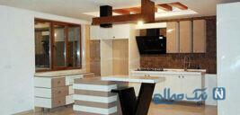 برای داشتن دکوراسیون مدرن , مناسب ترین مدل کابینت برای آشپزخانه خود را انتخاب کنید