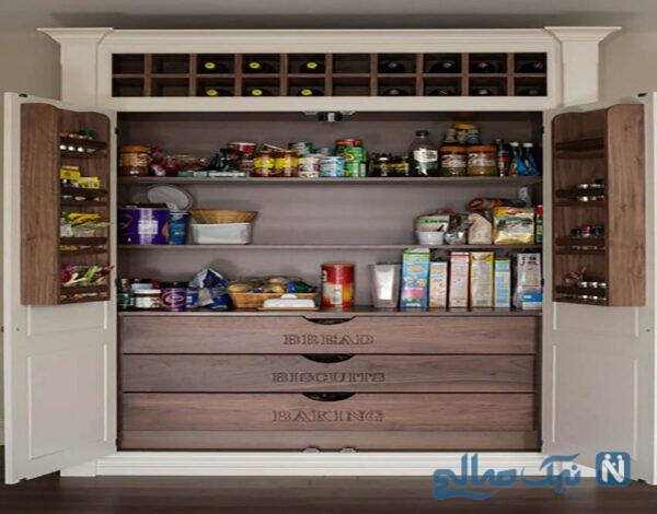 روش های طراحی آشپزخانه
