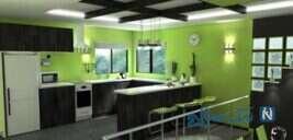 جذابیت رنگ سبز را در دکوراسیون منزل خود تجربه کنید