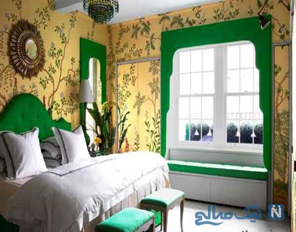 اتاق خواب مدرن و شیک