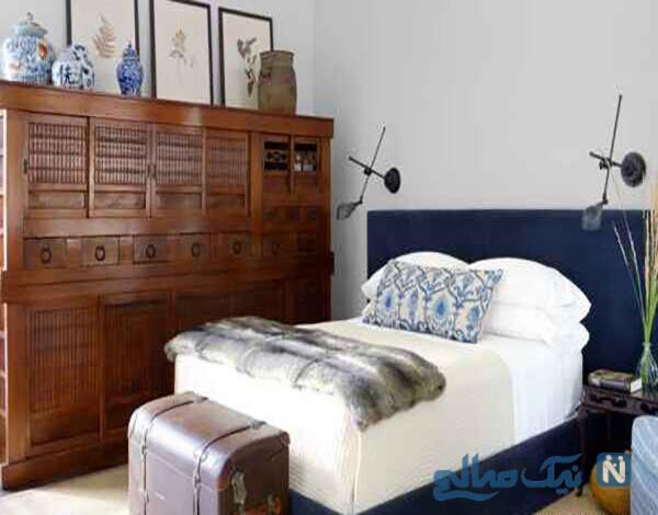 طراحی و دیزاین دکوراسیون اتاق خواب