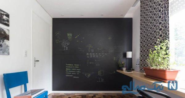 ایده شیک برای طراحی دکوراسیون آپارتمان زوج های جوان و خوش سلیقه+تصاویر