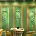 تغییر دکور دیوارها با هنر پتیه بسیار راحت+تصاویر