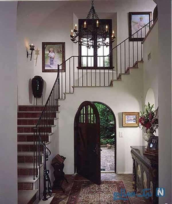 طراحی ورودی خانه