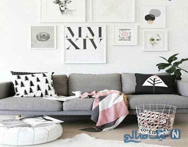 مشخص کردن جهت قرارگیری مبل و کاناپه