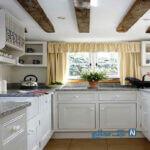 با این نکات مهم آشپزخانه کوچک خود را بزرگ کنید