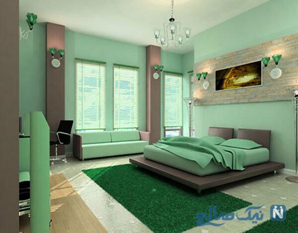 رنگ سبز نشانه حیات
