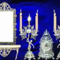 جدیدترین مدلهای آینه و شمعدان عروس +تصاویر