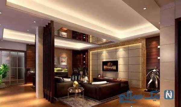 ایده هایی در معماری داخلی خانه های دوبلکس