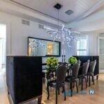 دکوراسیون خانه بسیار زیبا و مجلل سلین دیون، خواننده ی مشهور کانادایی