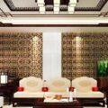 دکوراسیون خلوت و مدرن به سبک چینی