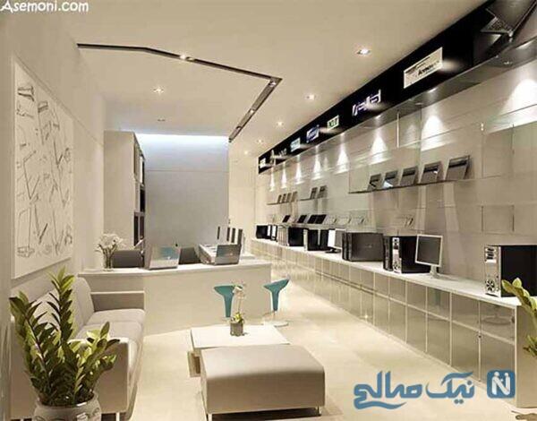طراحی داخلی زیبا و کاربردی