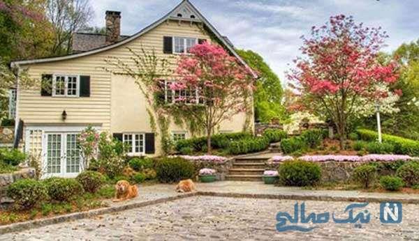 قصرهای بسیار زیبا بلیک لایولی