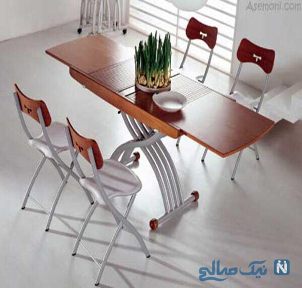 راهنمای خرید میز ناهار خوری بسته به سبک خانه