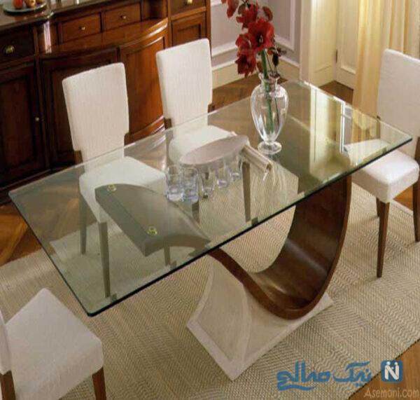 مدلهای میز ناهارخوری
