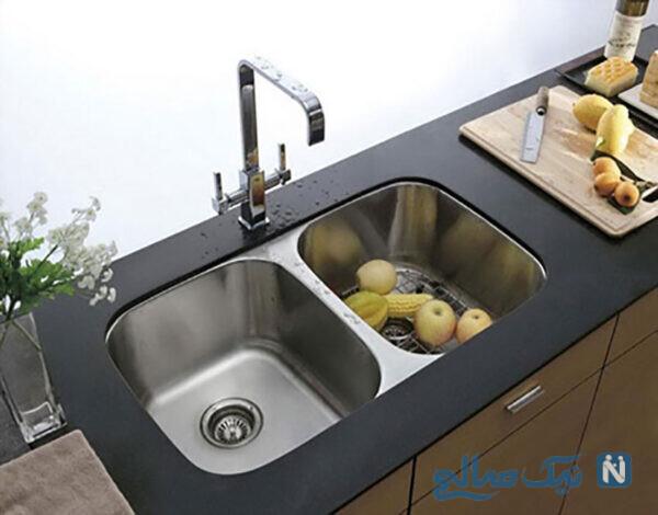 مدل سینک ظرفشویی شیک