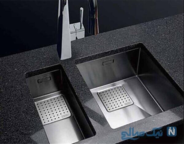 مدل های جدید و مدرن سینک آشپزخانه