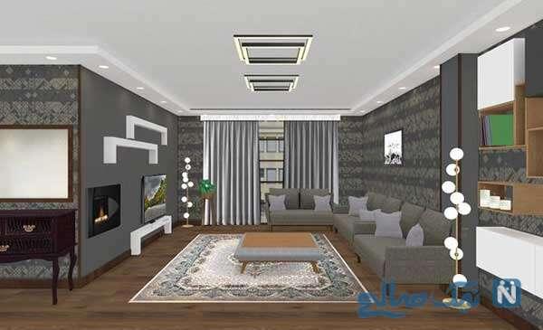 طراحی داخلی فضای کوچک