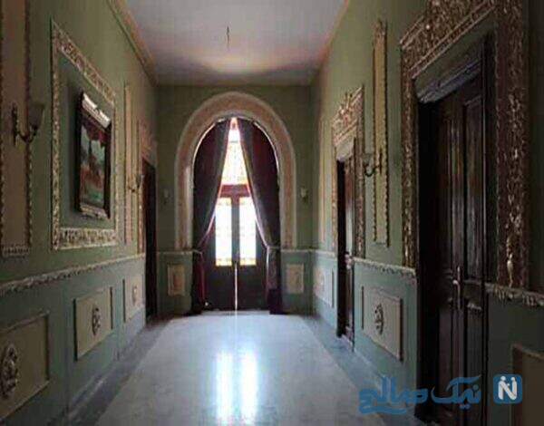 خانه قدیمی ایرانی