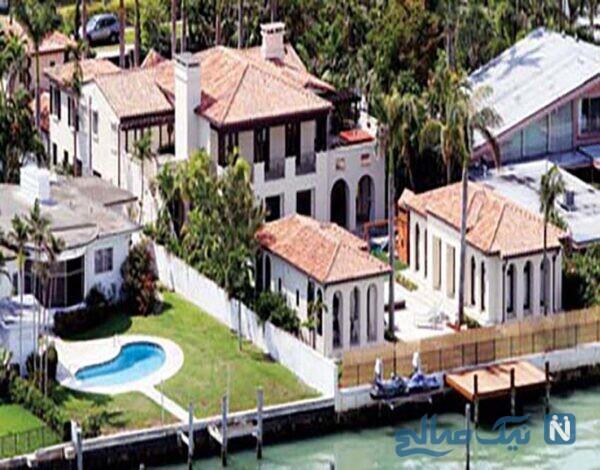 قیمت: ۲۰ میلیون ۳٫ریحانا پسیفیک پلسیدس، کالیفرنیا و خانه ستاره های هالیوود