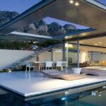عکس های زیبا از نمای بیرونی خانه های لوکس