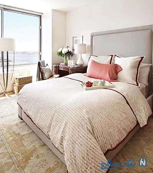 رنگ مناسب برای اتاق خواب