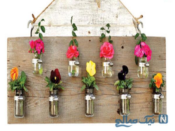 گلدان های عجیب