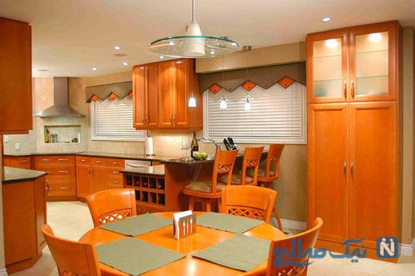 تجهیزاتی که آشپزخانه مدرن باید داشته باشد+تصاویر