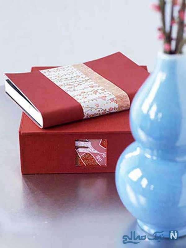 جادوی پارچه و کاغذ در دکوراسیون